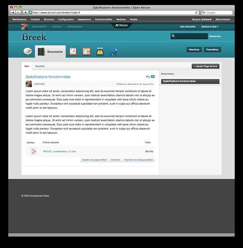 openatrium-document