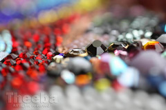 m3arees =P (THeeba  ( AD )) Tags: blue red white black macro colors yellow canon focus dof w 3a p bas yallah fech mnak m3arees lolxd theeba 6weela al3jeeba habeela alsa5afah