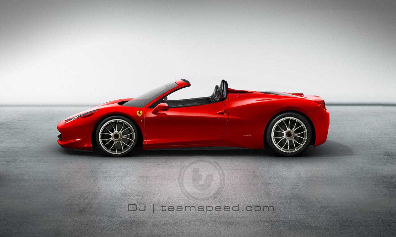 458 Italia Challenge - Ferrari