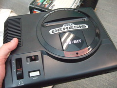 Sega Genesis - hello old friend