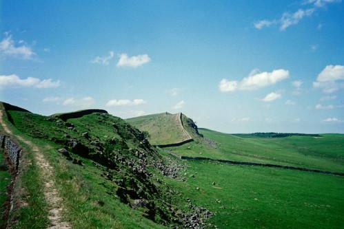 Hadrian's Wall, 1998