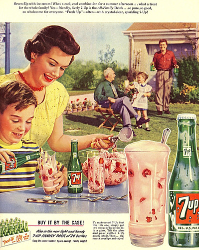 1950s Advertising Mom, marketing to mom