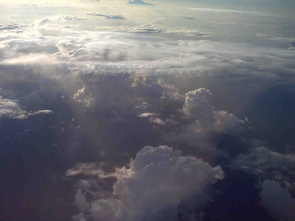 Clouds over Carolina