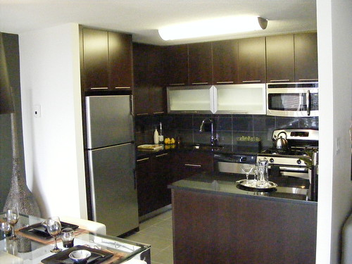 Kitchen, Renovated Apartment