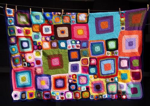 First babette blanket