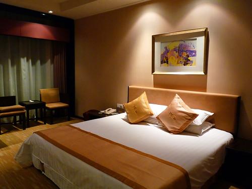 Wuxi hotel room1