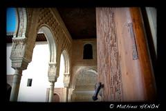 Grenade, l'Alhambra (Mathieu HENON) Tags: grenade espagne sville cordoue