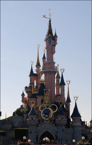 The Castle - Disneyland Paris