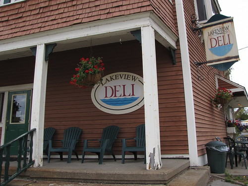 Lakeview Deli, Saranac Lake