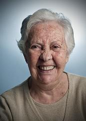 Dna. Lícia - Elderly portrait