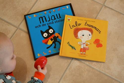 Bokpaket från Barnens Bokklubb