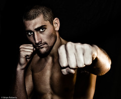 Fight Night (Brian Roberts Images) Tags: boxing ufc fists mma mixedmartialarts cagefight cagefighting brianroberts cagefighter olympiansmma wwwbrianrobertsimagescom