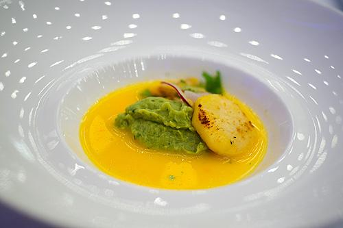 Paola Carosella's ceviche, Four Seasons Bangkok's World Gourmet Festival