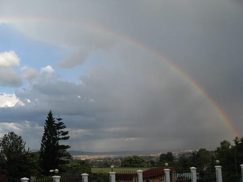 Rwandese Rainbow