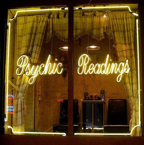 Psychic Readings by Amanda
