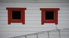 Uorden -|- Disorder (erlingsi) Tags: windows 2 two window norway ventana fenster simplicity oc 169 volda vinduer sunnmre vindu noreg fnster erlingsi erlingsivertsen enkelt fnster tvformat voldabackstage ikulissene
