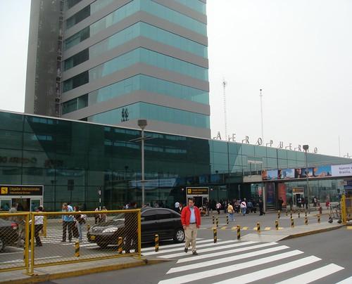 Do aeroporto de Lima até o centro da cidade