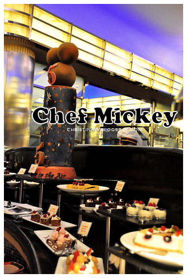 Disney's Hollywood Hotel: Chef Mickey Restaurant