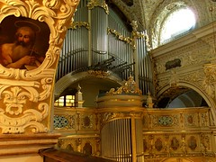 The organ at Jasna Gora  (Czestochowa, Poland) (Frans.Sellies) Tags: germany deutschland poland polska organ polen tyskland allemagne polonia orgel duitsland orgue pologne     czstochowa  puola lenkija almanya lengyelorszg niemcy  poola poljska polija               rimg0317