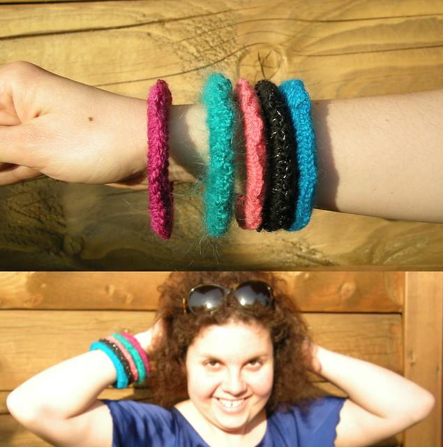 Nika i jej bransoletki