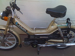 IMG_0062 (mrlarner) Tags: mobile moped puch iphone