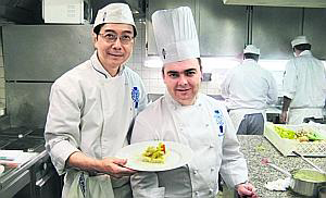 Le Cordon Bleu-trained, Chef Tan Yong Soon