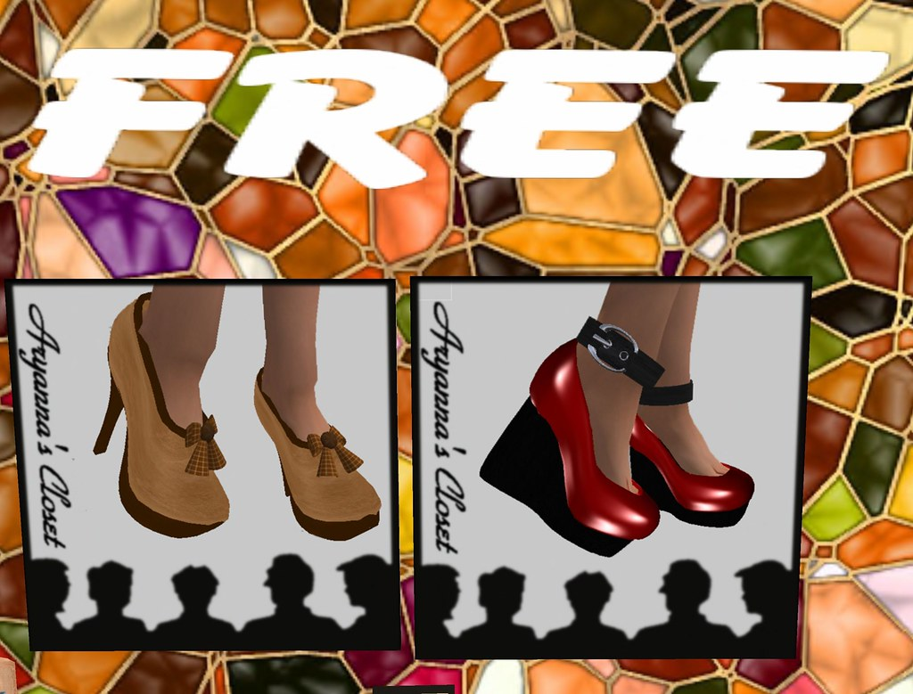 'free shoes''