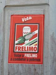 Frelimo Poster, Ilha do Mocambique