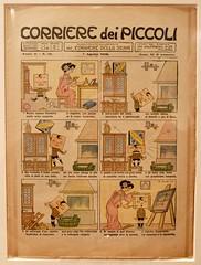 Corriere dei Piccoli 32 1910 Quadratino