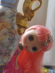janeiro rosa -Betina a menina boneca