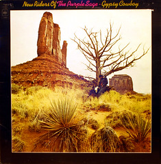 New Riders of the Purple Sage - Gypsy Cowboy (1972) (Jay Tilston) Tags: new monument artwork purple album sage cover valley lp classics riders countryrock newriders nrps