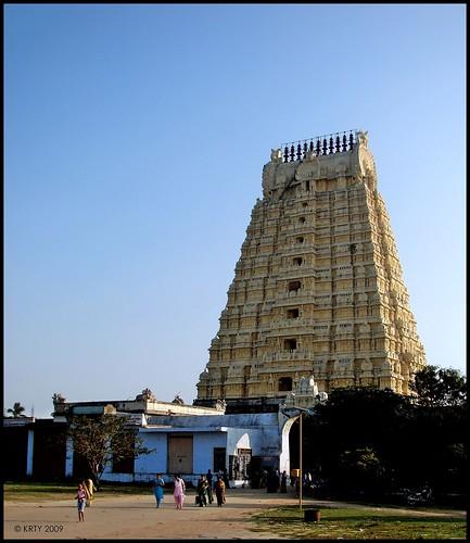 Gopuram - Ekambareshwarar