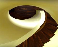 the eye (michaelab311) Tags: eye stairs spiral hotel side hamburg vertigo twist treppe curl twisted auge silvester spirale blueribbonwinner aplusphoto michaelab311 flickrjobdiff flickrjobprem infinestyle diamon