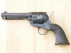 Colt SAA Frontier (Built 1892) (gswetsky) Tags: original cowboy action antique weapon guns revolver defense colt saa 44 firearms 4440