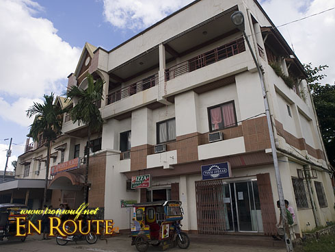Rachel's Place Building Tawi-Tawi