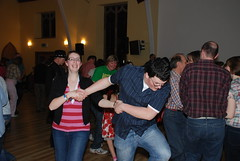 Barn Dance (Kentishman) Tags: church barn dance nikon social event smb stmarybredin d80 dsc1454
