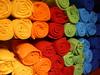 Arrotolate (peppe foto) Tags: munich münchen deutschland colours material colori farben stoff xxxlutz