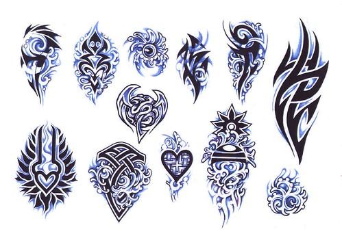 Significado De Los Tribales Simbolos Celtas Y Su Significado