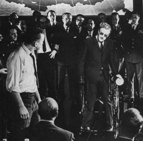 Dr. Strangelove or: How I Learned to Stop Worrying and Love the Bomb [1964] Image