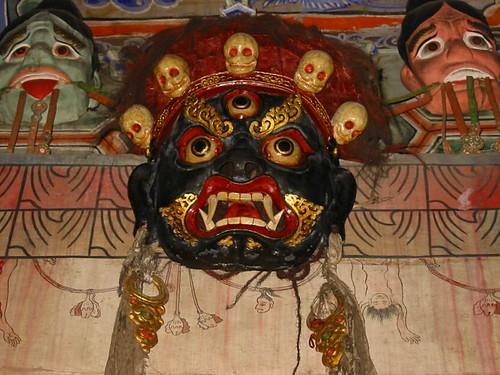 Zelfportret in Chojin Lama