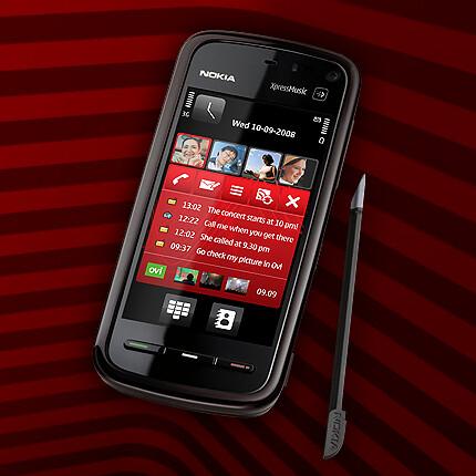 Nokia 5800 XpressMusic -3