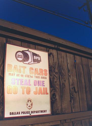 Bait Cars:  February 4, 2009