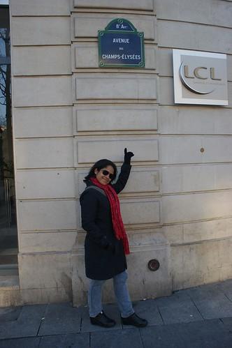 Champs-Élysées - Paris