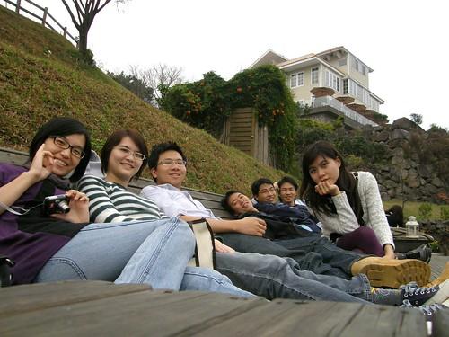 你拍攝的 綠風草原小學同學會。