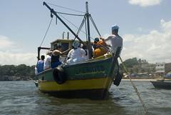 Dia de Homenagem a Iemanjá (AF Rodrigues) Tags: brasil riodejaneiro mar rj rodrigues adriano iemanjá rainha baia ferreira sepetiba afrodrigues