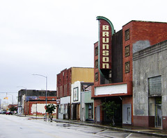 Brunson Theater, 315 West Texas Avenue, Baytown, Texas 022109 (Patrick Feller) Tags: movie theater baytown texas brunson theatre cinema motion picture harriscounty united states north america