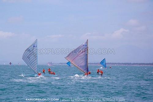 Paraw regatta 2009