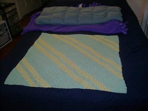 Twin Blanket 1