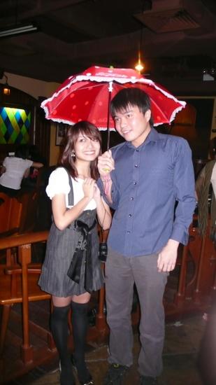 aud and hb umbrella