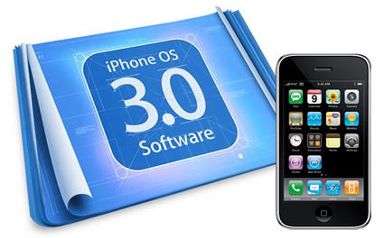 Software 3.0 iPhone